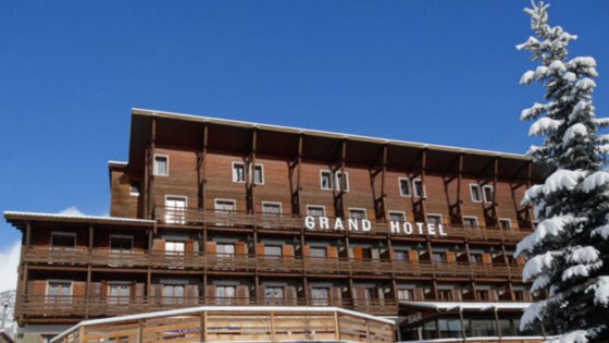 Le Grand Hotel Chantemerle